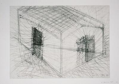 Bruce Nauman, 'House Divided', 1985