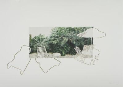 Renata Fernandez, 'Deck Chairs Series Horizontal No.1', 2016