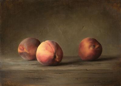 Dana Zaltzman, 'Peaches', 2018
