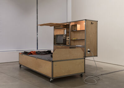 Andrea Zittel, 'A to Z Living Unit', 1994