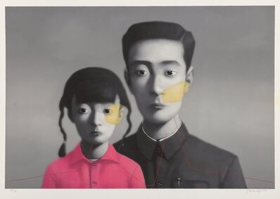 Zhang Xiaogang, 'Untitled (Big Family) from the series Bloodline', 2007