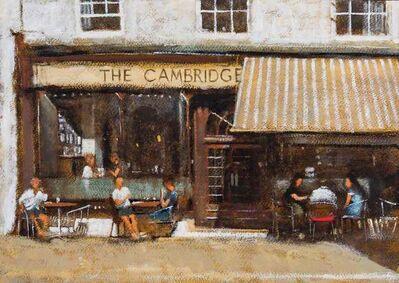 Clive McCartney, 'The Cambridge Cafe', 2020