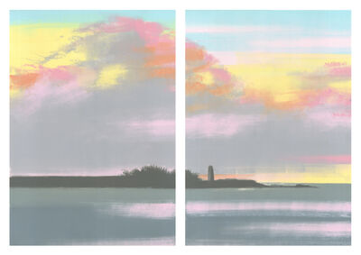 Rachel Burgess, 'Lighthouse', 2016