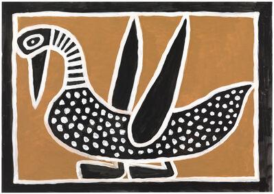 Judy Kensley McKie, 'Resting Bird', undated