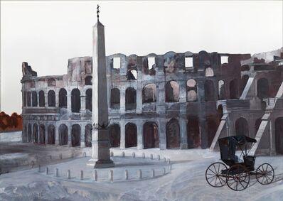 Rachel Feinstein, 'Panorama of Rome 2012', 2012
