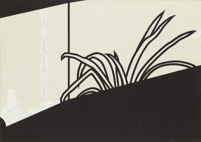 Patrick Caulfield, 'Spider Plant', 1973