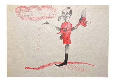 Ardeshir Mohassess, 'Untitled', 1973