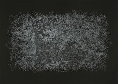 Julián Terán, 'Rastros Celestes. Carnero', 2019