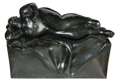 Fernando Botero, 'Reclining Woman', 1932-Today
