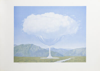René Magritte, 'La Corde Sensible', 1979