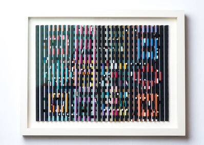 Yaacov Agam, 'Midnight Light', 1980