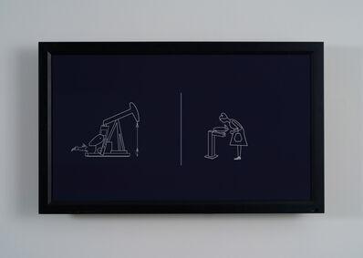 Marina Zurkow, 'The Thirsty Bird', 2012