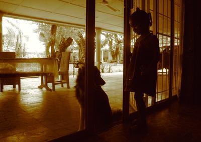Moridja Kitenge, 'La maison des pauvres 8', ca. 2010