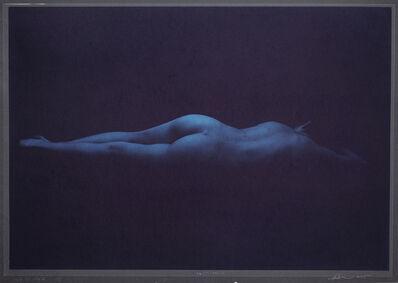 Kenro Izu, 'Blue #1063B', 2004