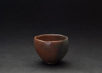 Ohi Toshio, 'Ohi Red Raku Tea Bowl', 2011