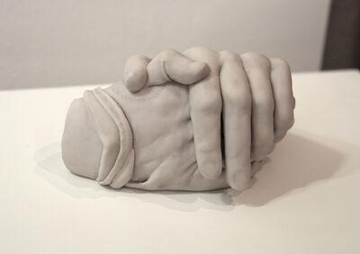 Almudena Lobera, 'Exploring Hands', 2016