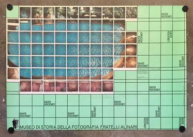 David Hockney, 'SIGNED, Museo di Storia Della Fotografia Fratelli Alinari', 1985