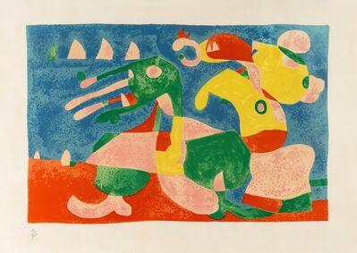 Joan Miró, 'Chez le Tzar II (from Ubu Roi) (Mourlot 414)', 1966