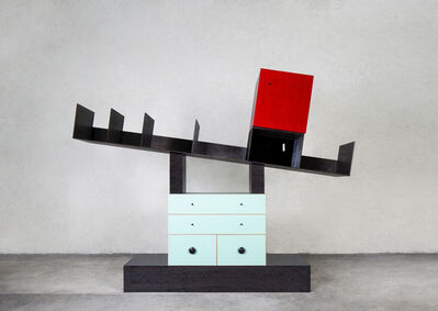 Ettore Sottsass, 'Cabinet no. 3', 2003