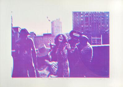 Noriko Shinohara, 'Kusama's Rooftop Performance', 1973