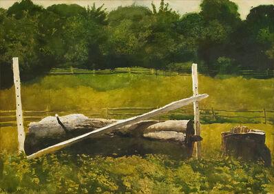 Jamie Wyeth, 'Jump', 1979