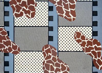 Nathalie Du Pasquier, 'Project for Textile', 1983