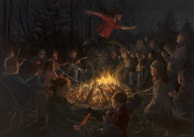 Alexandra Tyng, 'Triumph of Light'
