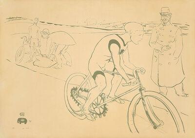 Henri de Toulouse-Lautrec, 'Cycle Michael.', 1896