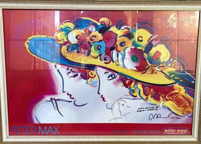 Peter Max, 'Friends', Unknown
