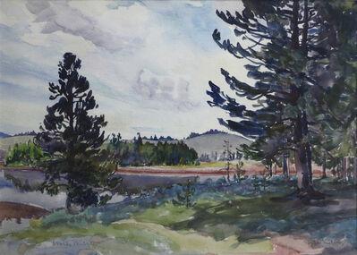Waldo Park Midgley, 'Hebgen Lake - Montana', ca. 1927