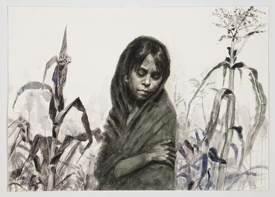 Hung Liu, 'Cornfield', 2016