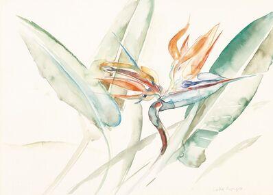 Lotte Berger-Maringer, 'Bird of Paradise Flowers', ca. 2002