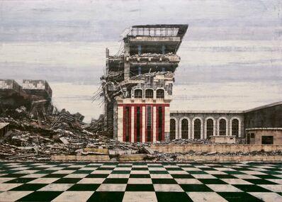 Gorka García, 'El fin de las bibliotecas', 2017
