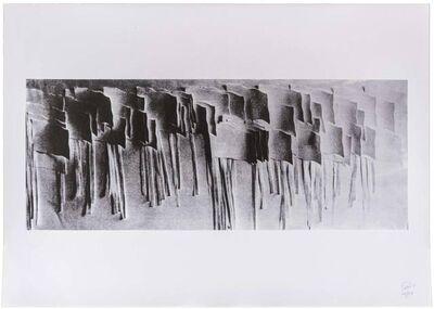 Mario Ceroli, 'Bandiere della pace', 1971