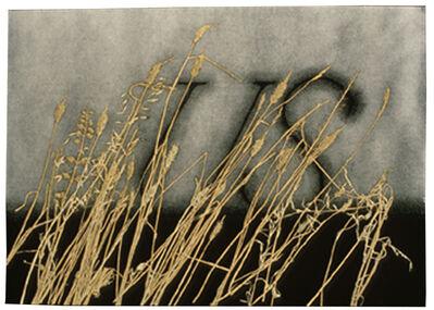 Ed Ruscha, 'US', 1994