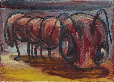 Judith Linhares, 'Heat', 1990