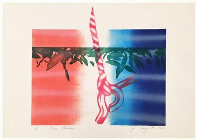 James Rosenquist, 'Horseblinders', 1968