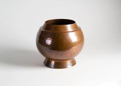 Laura Kirar, 'Florero Grande, Hammered Copper Vessel', 2018