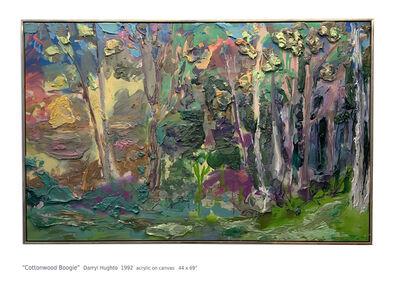Darryl Hughto, 'Cottonwood Boogie', 1992