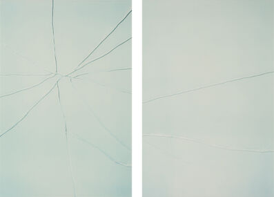 Thomas Demand, 'Glass (Glas), I + II', 2002