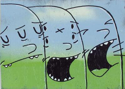 Royce Bannon, 'Monsters', 2013