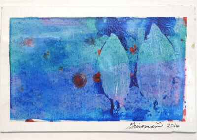 Guiomar Giraldo-Baron, 'Water Flowers', 2016