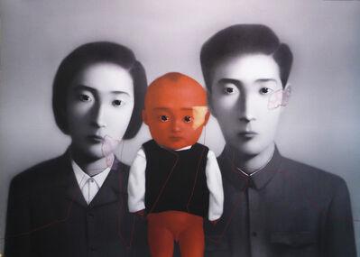 Zhang Xiaogang, 'Big Family - 2008', 2008