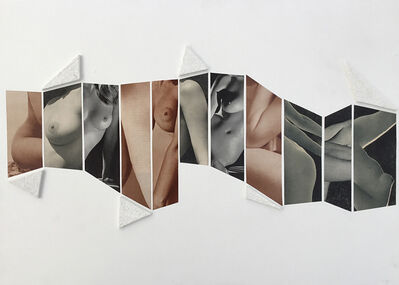 Claudia Huidobro, 'Collage 18', 2016
