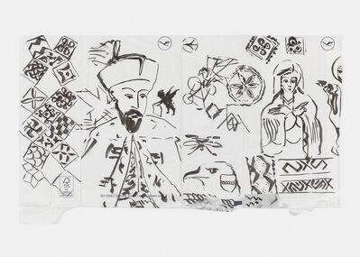 Mircea Cantor, 'Étude pour portraits', non daté