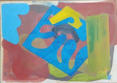 Shai Azoulay, 'Spiritual Abstract', 2015