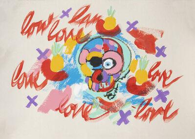 Bradley Theodore, 'Love Skull', 2018
