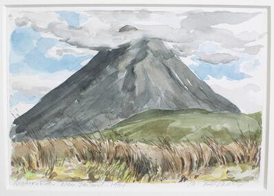 Marguerite Robichaux, 'Ngauruhoe, New Zealand', 1994