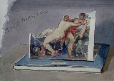 "Marta & Slava, '""This is Titian, baby""', 2018"