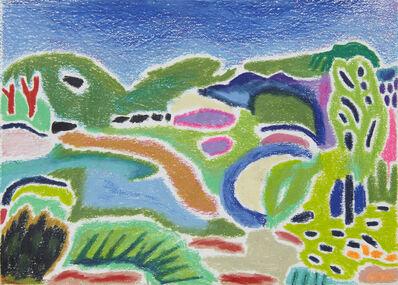 Jennifer Coates, 'Landscape after Matisse', 2017